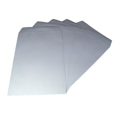 5000 x C5/A5 White Plain Self Seal Envelopes 229x162mm , 90gsm[5055502390727]