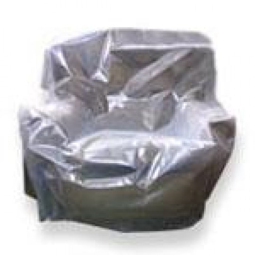 armchair removal poly cover storage bag yellow 5055502320267