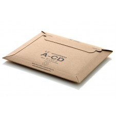 2000 x LIL Rigid Cardboard Envelopes 'CD' Size 180mm x 164mm