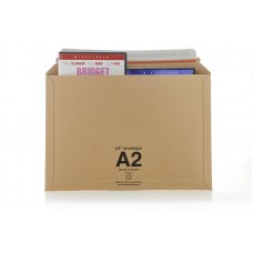 25 x LIL Rigid Cardboard Envelopes 'A2' Size 334mm x 234mm