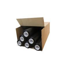 200 x Rolls of Black Handy Mini Pallet Stretch Shrink Wrap[5055502364957]