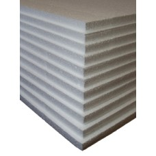 12 x Sheets Of Expanded Foam Polystyrene 1200x600x25mm[5055502301730]