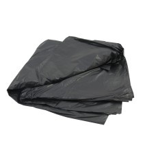 200 Strong Heavy Duty Black Refuse Sacks 18
