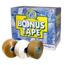 144 x Rolls Of Clear Bonus Tape 48mm x 150M[5055502323008]