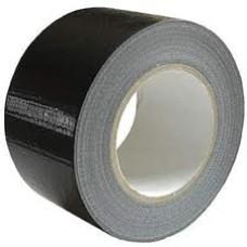24 x Rolls of Black Duct / Cloth / Gaffa Tape 50mm x 50M[5055502333007]