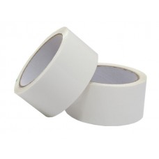 1 Roll of White Coloured Packing Tape 50mm x 66m[5055502370750]